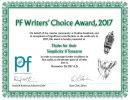 Positive Feedback Writers' Choice